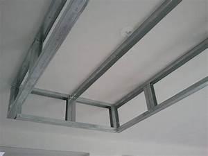 Comment Faire Un Plafond En Placo : les 25 meilleures id es de la cat gorie plafond en placo ~ Dailycaller-alerts.com Idées de Décoration
