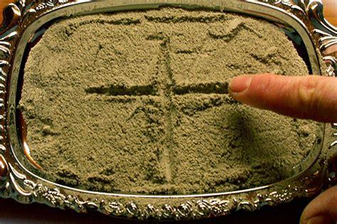 Aschenkreuz Und Fastentuch Symbole Der Fastenzeit