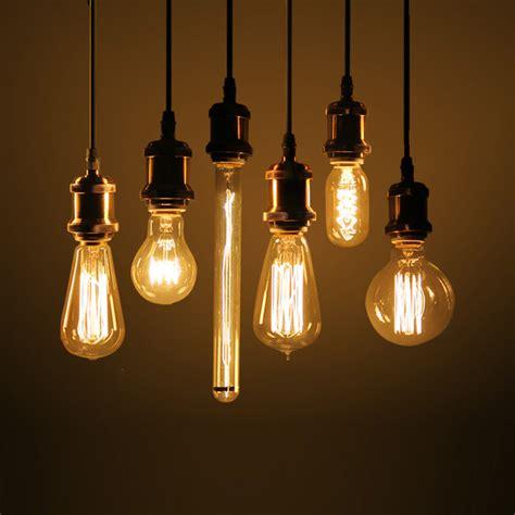 incandescent light bulbs e27 antique edison bulb incandescent light vintage retro