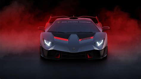 Lamborghini Sc18 2019 4k 7 Wallpaper