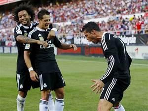 Sevilla 2-3 Real Madrid. Ronaldo's hat-trick keeps the ...