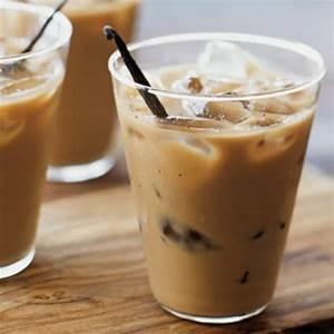 Vanilla Bean Iced Coffee Williams Sonoma