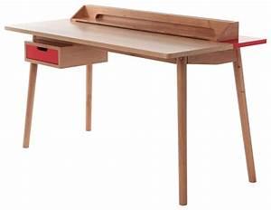 Bureau Enfant En Bois : bureau enfant bois nice bureau en bois design pour enfant ~ Teatrodelosmanantiales.com Idées de Décoration