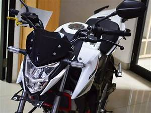 Visor New Honda Cb150r Streetfire
