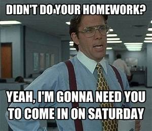 57 best images about Homework Memes on Pinterest ...