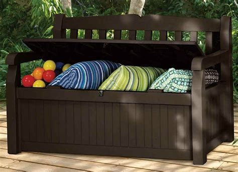 patio storage bench small patio furniture 9