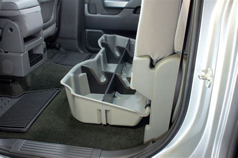 chevrolet silverado  du ha truck storage box