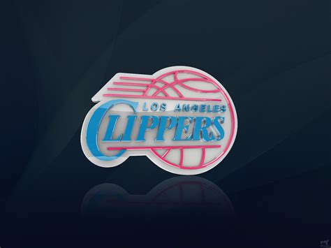 nba los angeles clippers logo