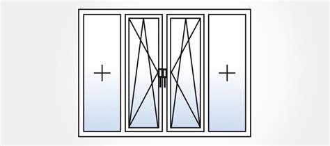 porte fen 234 tre 4 vantaux et grandes baies vitr 233 es mesures