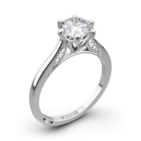 tacori 2650rd simply tacori diamond engagement ring whiteflash 4830