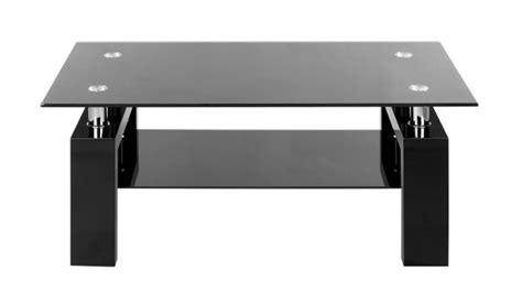 bureau noir conforama table basse laquee noir et verre noir table