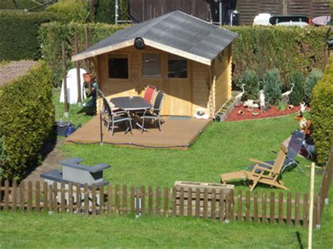 Gartenhaus  Tipps Zur Pflege Und Verschönerung