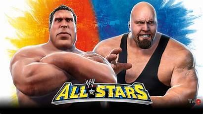 Wwe Stars Wrestling Levelup Estrellas Wikia