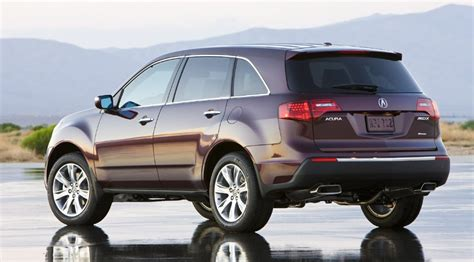 Acura Mdx (2012) Review