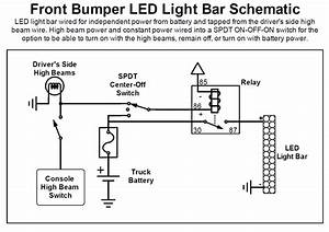 2010 F150 Wiring Light Bar With High Beams Schematic