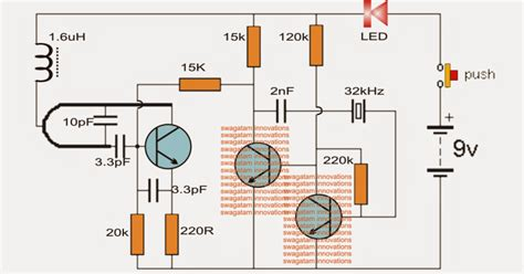 Making Wireless Doorbell Circuit Electronic