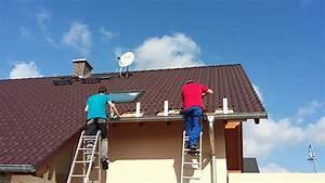 Markise Unter Dach : montage von markisen rollladen uvm markisen rollladen ~ Whattoseeinmadrid.com Haus und Dekorationen