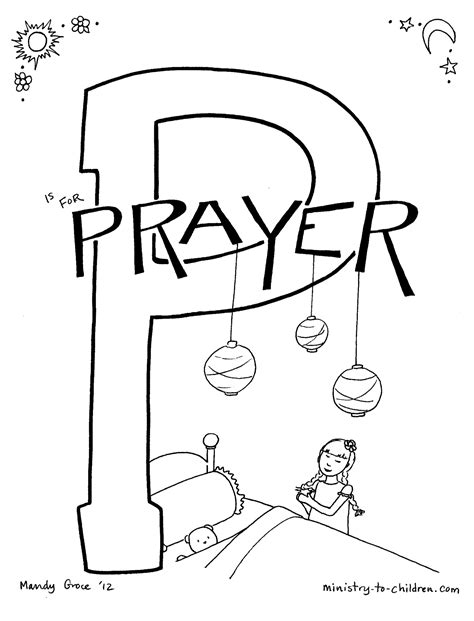 prayer coloring pages the lord s prayer coloring pages for children az