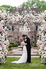 Wedding Ceremony Flowers Decorations