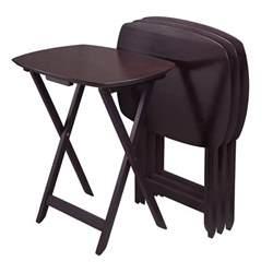 amazon com winsome wood tv table dark espresso finish
