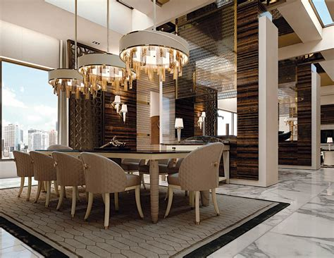 luxury furniture  exclusive environments  modern