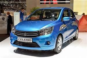 Suzuki Celerio Pack Plus : suzuki celerio une citadine de plus actu automobile ~ Mglfilm.com Idées de Décoration