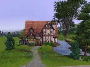 4 bedroom farmhouse plans mod the sims cambridge cottage