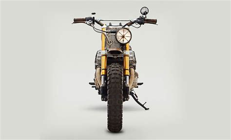 Daryl Dixon's Classified Moto Motorcycle