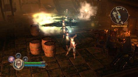 Dungeon Siege 3 Reinhart - dungeon siege 3 test dungeon siege 3 s 1