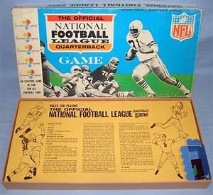 1965 Standard Toykraft Inc Nfl National League Football