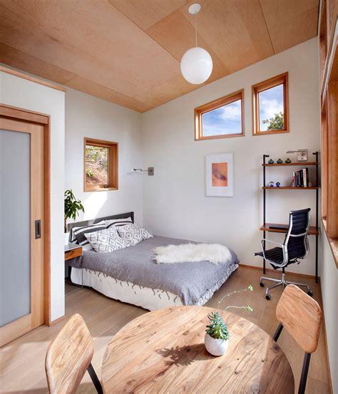 high quality sustainable prefab backyard tiny house