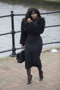 black  fails funeral outfit autumn fashion style
