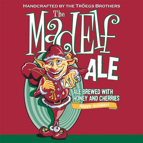 Featured Beer: Review Of Troegs Mad Elf Ale