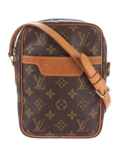 louis vuitton monogram danube crossbody bag handbags