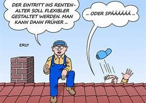 Flexi Rente Rechenbeispiel : flexi rente von erl politik cartoon toonpool ~ Lizthompson.info Haus und Dekorationen