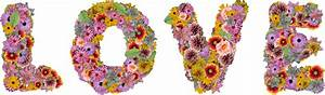 Love Floral Png   www.pixshark.com - Images Galleries With ...