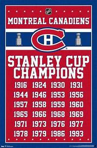 Montreal Canadiens - Stanley Cup Champions Photo at ...
