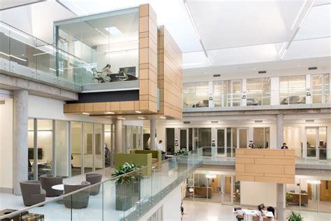 foster business paul daylighting campus al innovation award baylor architecture lighting winning texas awards architect light innovations magazine partners