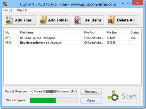 Free Online Epub To Pdf Converter