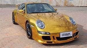 Gold Golden Cars Pinterest Gold, 911 carrera 4s