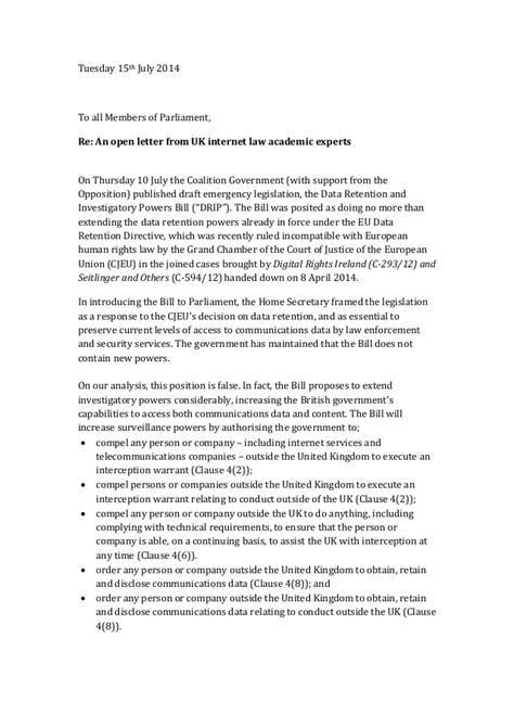 open letter uk legal academics drip