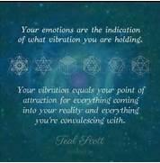 Quotes About Vibration...