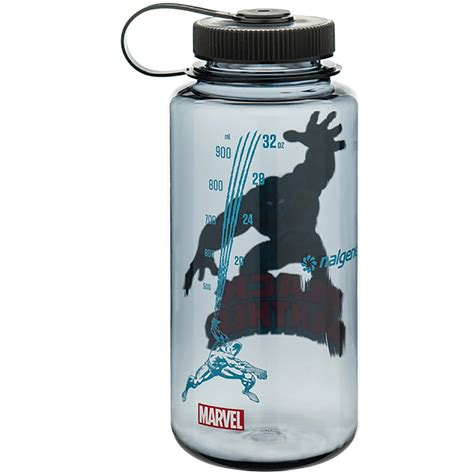 Nalgene Marvel Tritan Wide Mouth Water Bottle  32 Oz Ebay