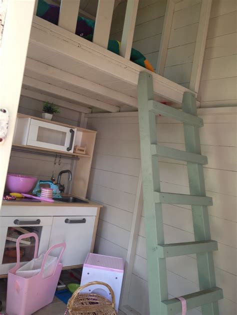 playhouse with kitchen 7 best images about playhouse on play houses