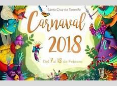 Carnaval 2018 Los Gigantes revised carnival programme