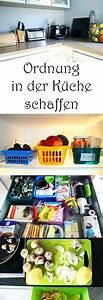 Schubladen Ordnungssystem Küche : die besten 25 ordnungssystem k che ideen auf pinterest ~ Michelbontemps.com Haus und Dekorationen