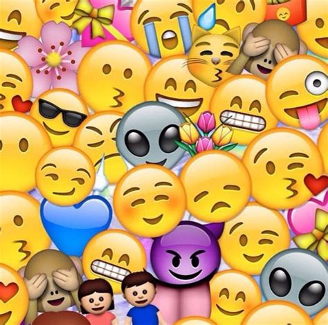 cute emoji background   phone random posts