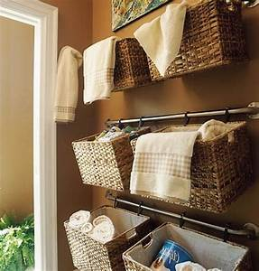 50 organizing ideas for every room in your house jamonkey for Organizing my bathroom