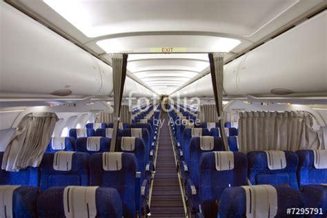 quot int 233 rieur d un avion de ligne quot photo libre de droits sur