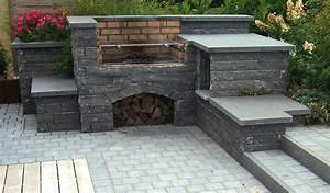 barbecue en dur exterieur 10 comment nettoyer son pierre With barbecue en dur exterieur